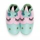 Chausson enfant didoodam - Flower Power - Pointure 33-34