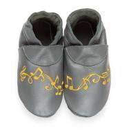 Slippers didoodam for kids - Solfeggio - Size 12.5 - 13.5 (31-32)