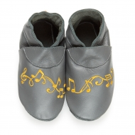 Slippers didoodam for kids - Solfeggio - Size 1.5 - 2.5 (34-35)