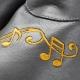 didoodam leren sloffen - Solfeggio - Maat 46-47
