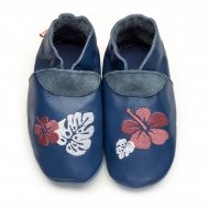 didoodam Soft Leather Baby Shoes - Aloha - Size 0.5 - 2.5 (16-18)