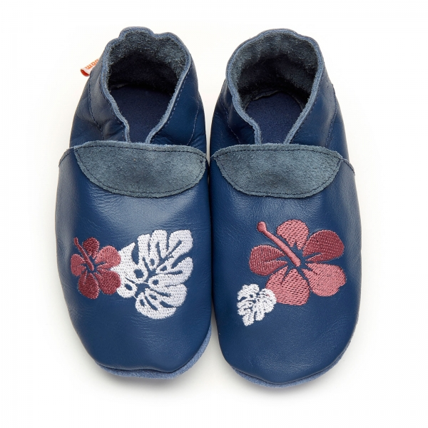 didoodam Soft Leather Baby Shoes - Aloha - Size 0.5 - 2.5 (16-18 ... 7d345c6f3