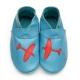 didoodam Soft Leather Baby Shoes - Jumbolino - Size 0.5 - 2.5 (16-18)