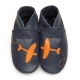 Slippers didoodam for kids - BlackBird - Size 1.5 - 2.5 (34-35)