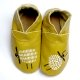 didoodam Soft Leather Baby Shoes - Draw me a sheep - Size 0.5 - 2.5 (16-18)