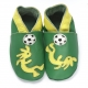 Chaussons enfant didoodam - Goaaal ! - Pointure 23-24