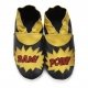 didoodam Soft Leather Baby Shoes - Explosion of Joy - Size 0.5 - 2.5 (16-18)