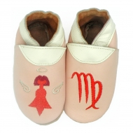 didoodam Soft Leather Baby Shoes - Virgina - Size 0.5 - 2.5 (16-18)