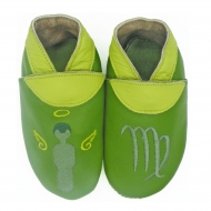 didoodam Soft Leather Baby Shoes - Virgo - Size 0.5 - 2.5 (16-18)