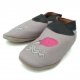 didoodam Soft Leather Baby Shoes - Aquarius - Size 0.5 - 2.5 (16-18)