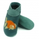 Chaussons adulte didoodam  - Poisson - Pointure 40-41