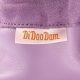 Chaussons bébé didoodam - Macaron Violette - Pointure 21-22