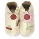 Chaussons bébé didoodam - Envolée de Libellules - Pointure 21-22